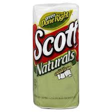 Scott Naturals Scott Paper Towels $1.99 At Walgreens!