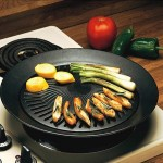 Smokless Indoor Stovetop BBQ Grill