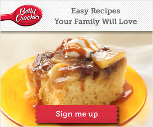 bc food Free Full size Betty Crocker Samples!