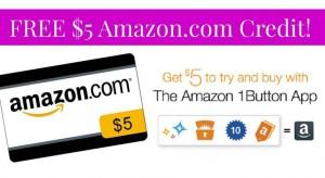 Amazon One Button