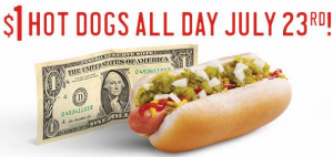 Hot sog 300x142 $1.00 Hot Dogs At Sonic Today Only!