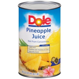 Pineapple Juice 300x300 Dole Pineapple Juice, Only $0.48 at Walmart!
