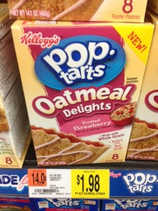 Pop Tarts 225x300 Kellogg's Pop Tarts Only $1.64 Each At Walmart!