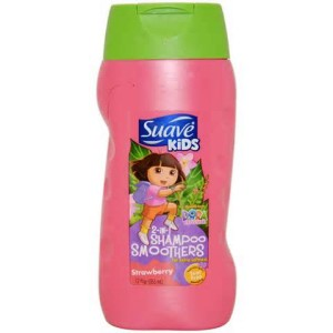 Shampoo 300x300 Suave Kids Shampoo Only $0.50 at Walmart!