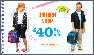 40 Off School Uniforms At The Childrens Place Coupons And