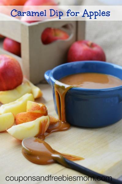 Caramel Dip for Apples