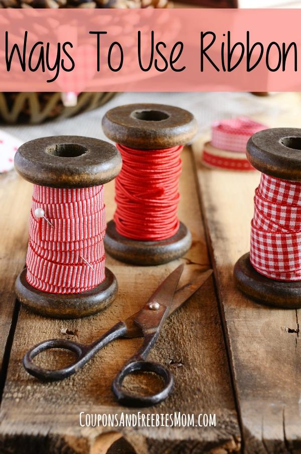 Ways To Use Ribbon