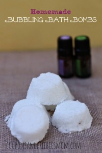 easy fizzy bath bombs