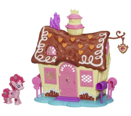 mylittleponysweet  My Little Pony Pop Pinkie Pie Sweet Shoppe Playset $15.79