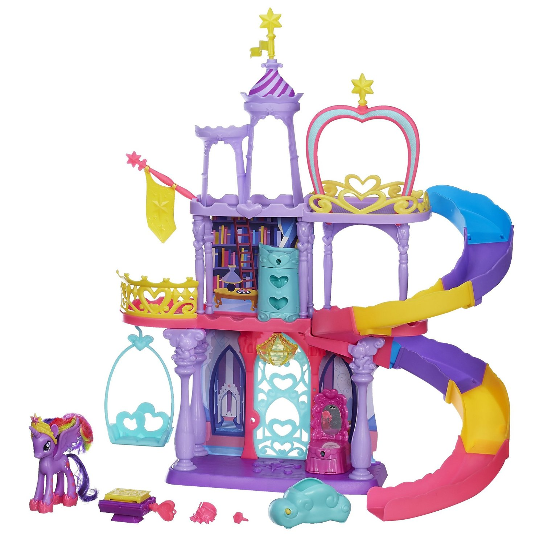 My Little Pony Friendship Rainbow Kingdom Playset just $23.99! (Reg. $39.99) - Coupons and Freebies Mom