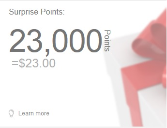 surprise points 23 kmart sears