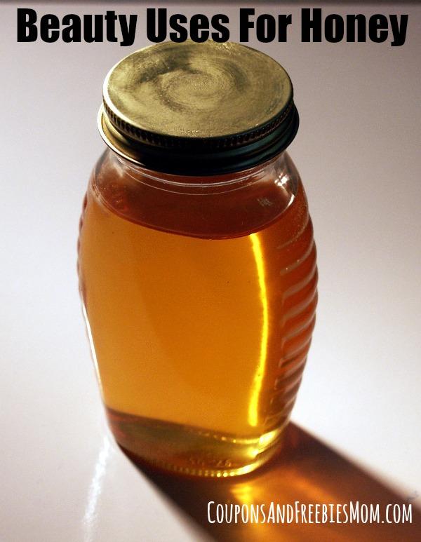 Beauty Uses For Honey