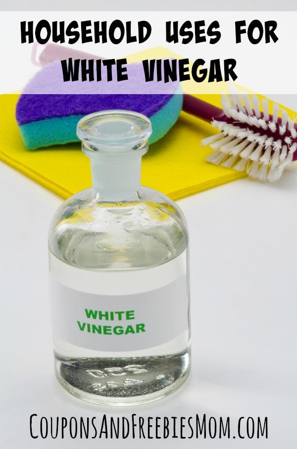 Household Uses For White Vinegar