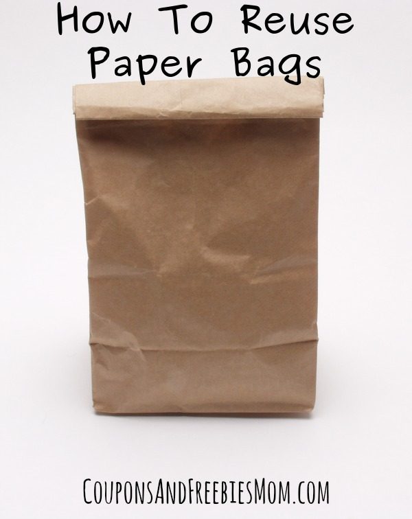 How To Use Paper Bags