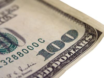 cash 100 bill