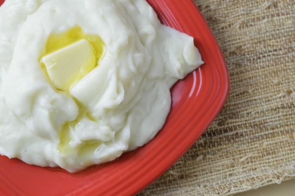 crockpot mashed potatoes done