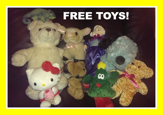 free toys yerd yellow border