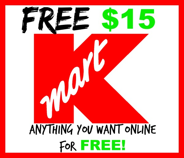 kmart $15 free 600 red border