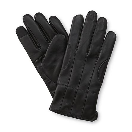leather gloves kmart