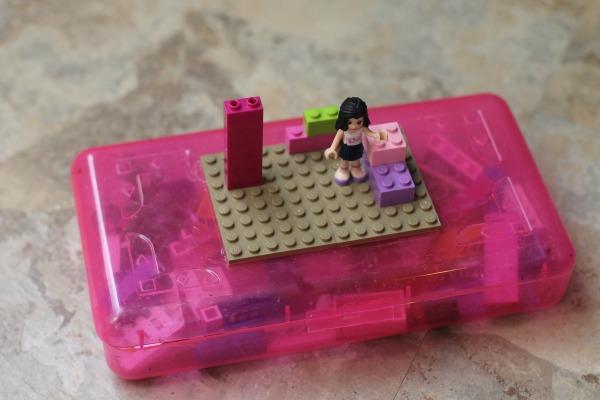 lego travel case box