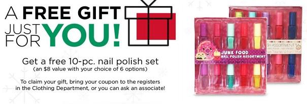 shop your way free nail polish big