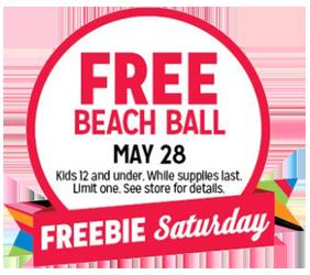 Kmart-FREE-Beach-Ball