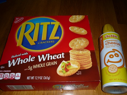 Ritz Crackers Cheese small