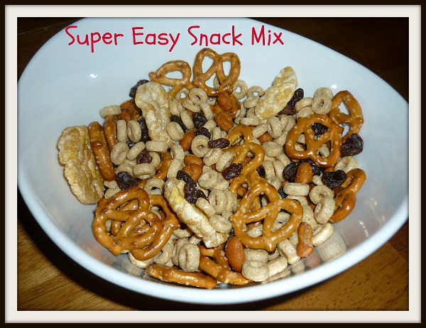 Super Easy Snack Mix red 600