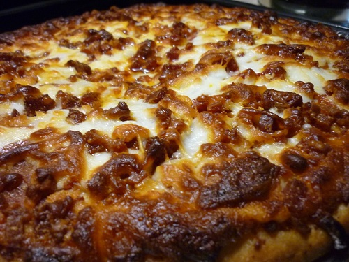Save-A-Lot pizza