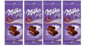 Oreo-Milka-Bars