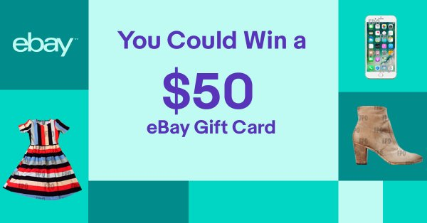 50 Ebay Gift Card Giveaway Coupons And Freebies Mom