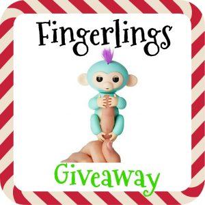 Enter to win Fingerlings monkeys