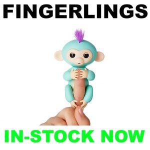 Fingerlings in stock Black Friday