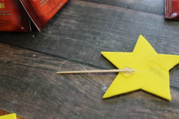 Tea Bag Christmas Tree Craft Directions