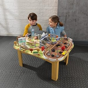 KidKraft Disney Pixar Cars 3 Thomasville Wooden Track Set