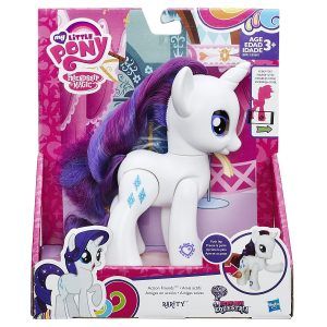 My Little Pony Action Friends 6-inch Rarity