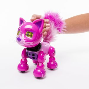 Zoomer Meowzies, Runway, Interactive Kitten