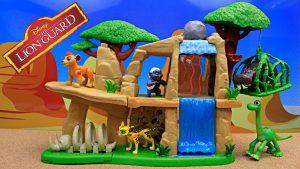 Disney Lion Guard Battle for The Pride Lands