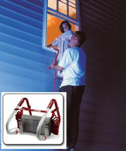 Kidde Two Story Fire Escape Ladder 27 79 Coupons