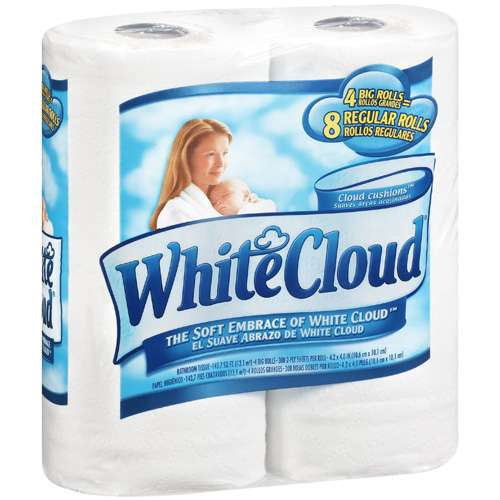 White Cloud Bath Tissue Only 0 99 At Walgreens