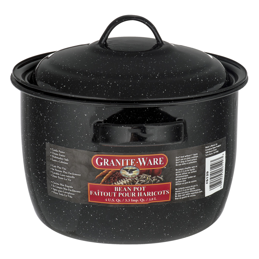 Granite Ware 4 Quart Bean Pot 8 25 Coupons And Freebies Mom
