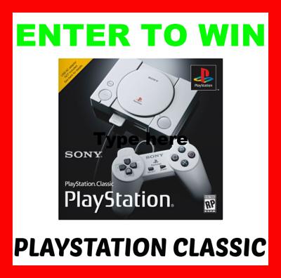Win Sony PlayStation Classic