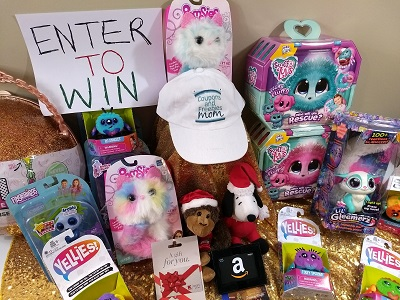 hard to find sold out Christmas toys giveaway win sweepstakes