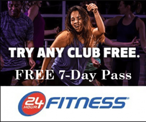 24 hour fitness free 7 day pass