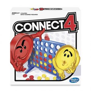 Hasbro Connect 4 Game Only 689 On Amazon