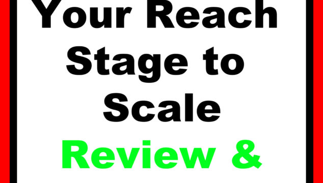 Advance Your Reach Course - Stage to Scale by Pete Vargas