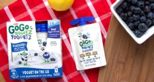 GoGo Squeeze de 4 contagensZ Iogurte de MirtiloZ $ 2.49 6