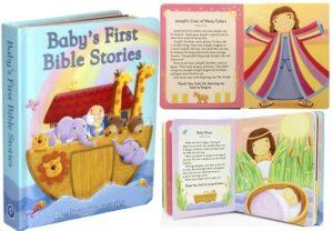 Primeiras histórias bíblicas do bebê 5