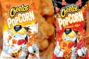 40 Snack Bags Cheetos Pacote de Pipoca $ 9.86 1