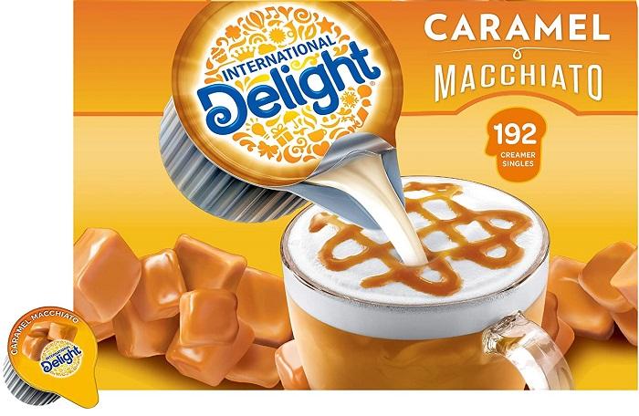 192ct. Creme de café com caramelo Macchiato $ 8.44 5